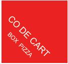 Produzione scatole per pizza Co De Cart